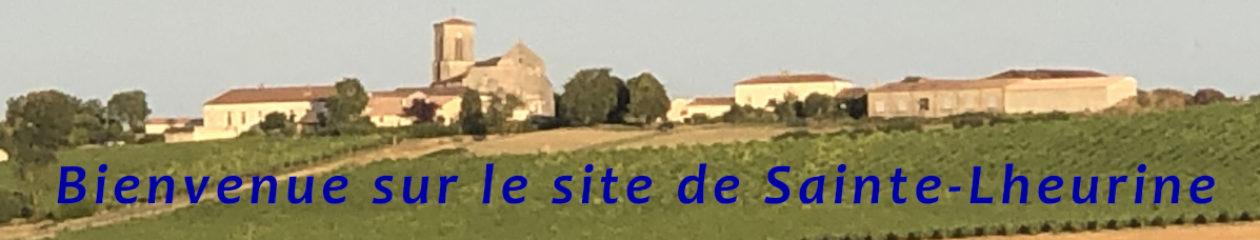 Sainte Lheurine en Haute Saintonge